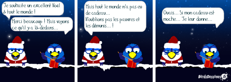 Ego-Noël !
