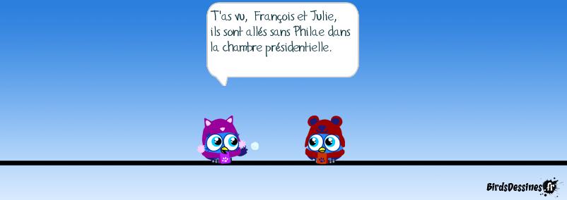 Elle a pas du chien, sa Julie ?