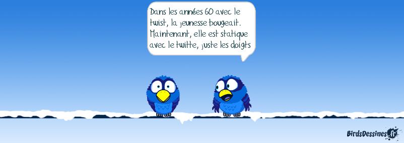 Twist and twitte