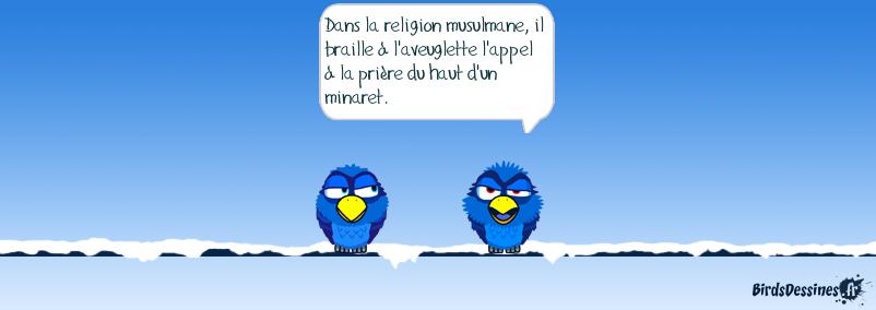 Vision d'une religion