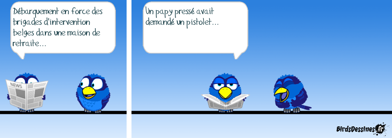 Pipi papy