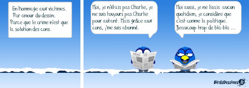 Salut Charlie