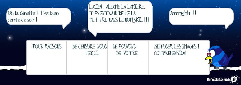 Ginette et Lucien…Suite