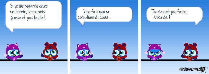 Le compliment