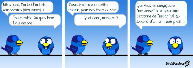 Pudeur Bourgeoise...