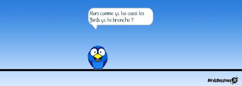 Les Birds.