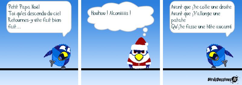 Le père Noël noir : Renaud