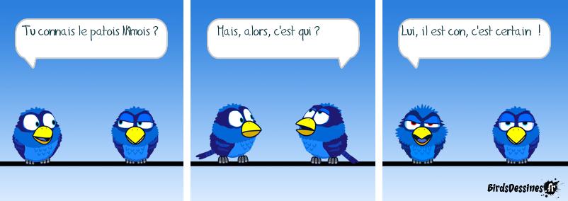 Le patois Nîmois