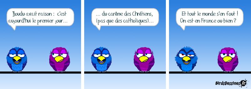 Youpi, c'est le CAREME !!!!