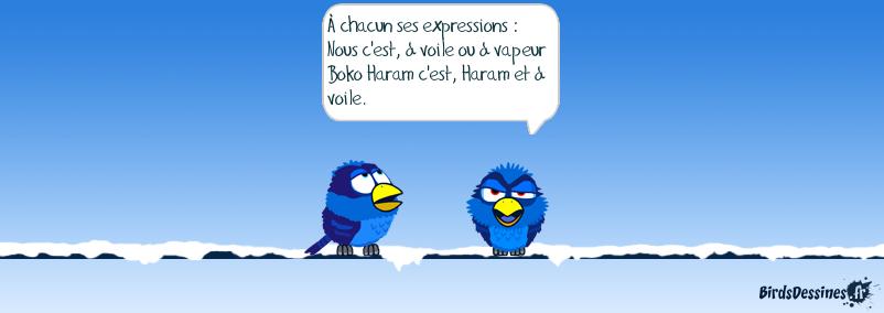 Expression en délire