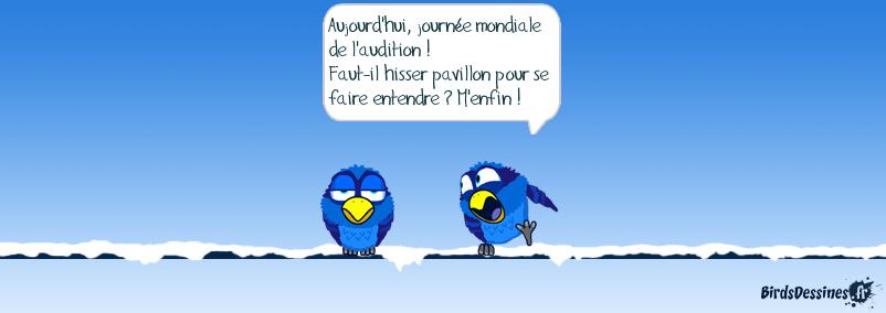 ♪♫ Dis l'ouie ♪♫