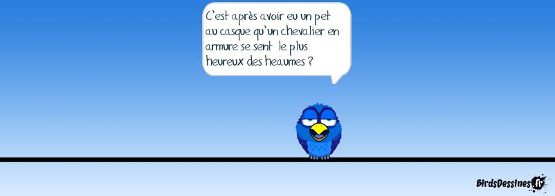 Heaume sweet Heaume…