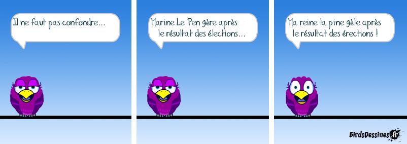 Contrepéterie électorale (suite)