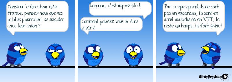 Avec Air-France, pas de problème .....