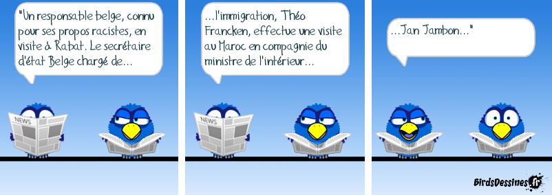 news du Maghreb (de canard)...
