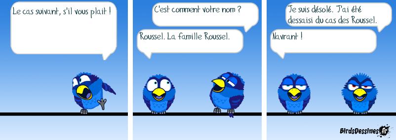 L'affaire Roussel