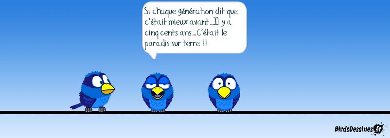 DE GENERATION EN GENERATION
