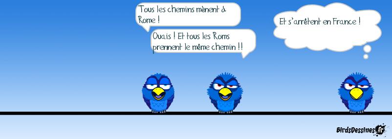 LES CHEMINS