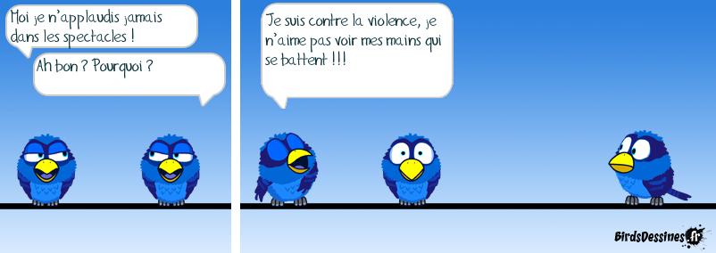LE NON-VIOLENT
