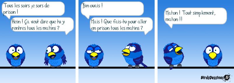 PASSER PAR LA CASE PRISON
