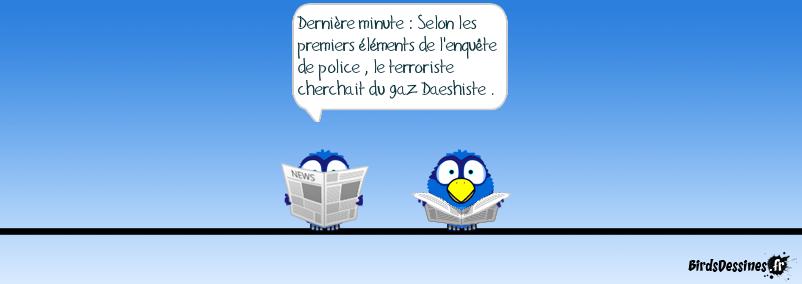 Attentat en Isère.