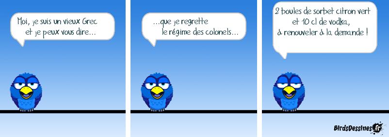 Régime des colonels