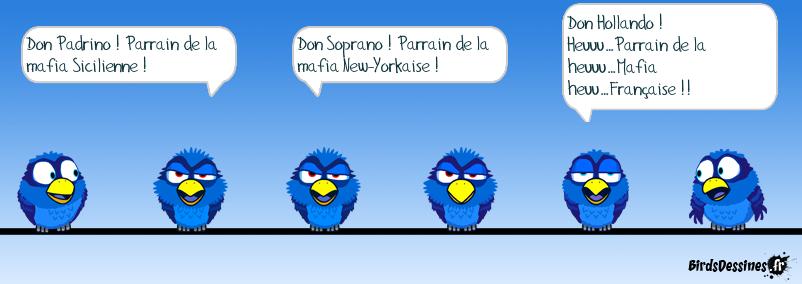 LES PARRAINS