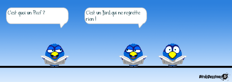 Et dites Piaf