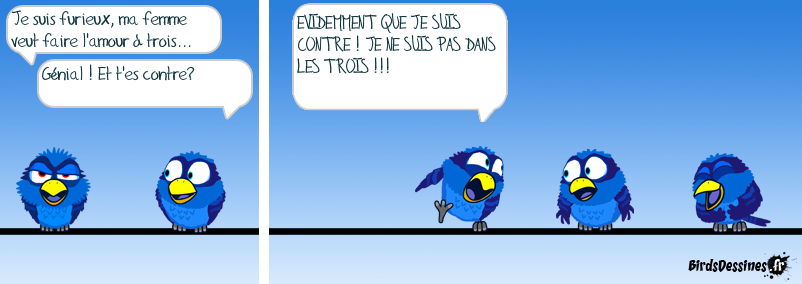 L'AMOUR A TROIS