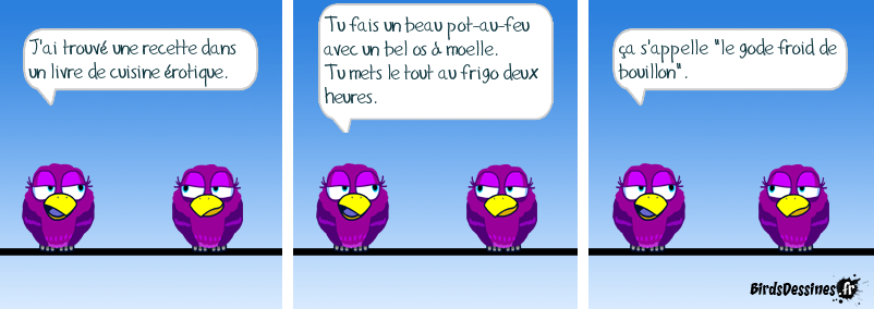 Gode save the birdettes