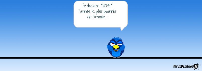 Bonne année... tu PARLES !