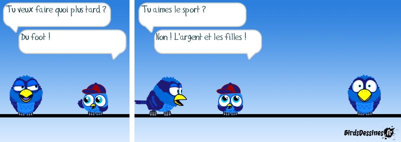 L'AMOUR DU SPORT