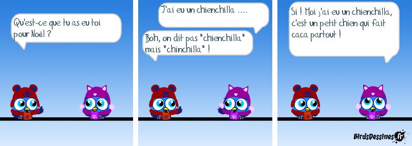 Chienchilla.