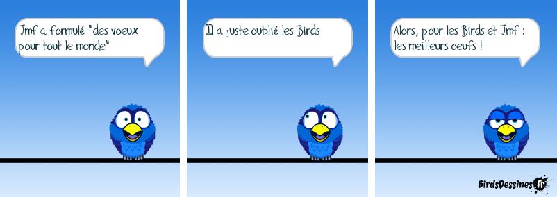 Birds voeux 2016