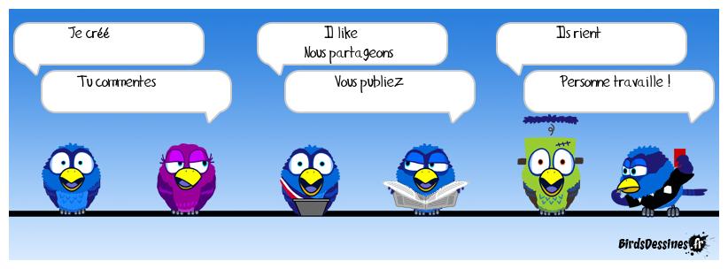 Conjugaison du verbe BIRD