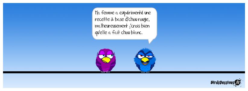Chou et chou, mon chou