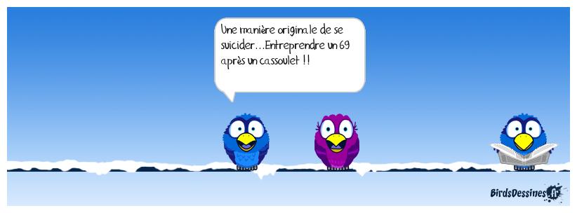 MÉTHODE DE SUICIDE