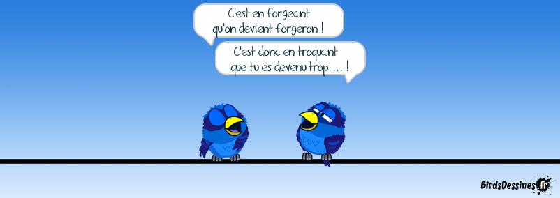 Proverbe détourné (suite série de Pierre_du_81)