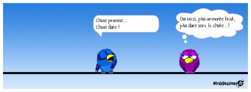 Proverbe détourné... (suite)