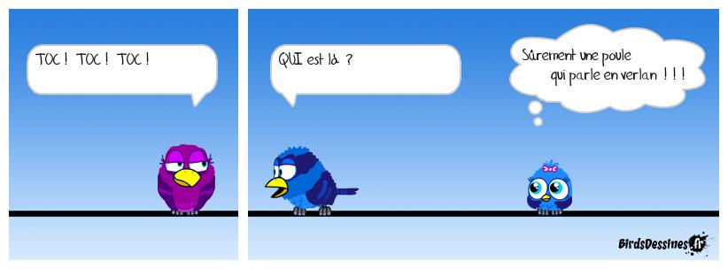 ♪ Viens Poupoule ! Viens Poupoule ! . . . ♪