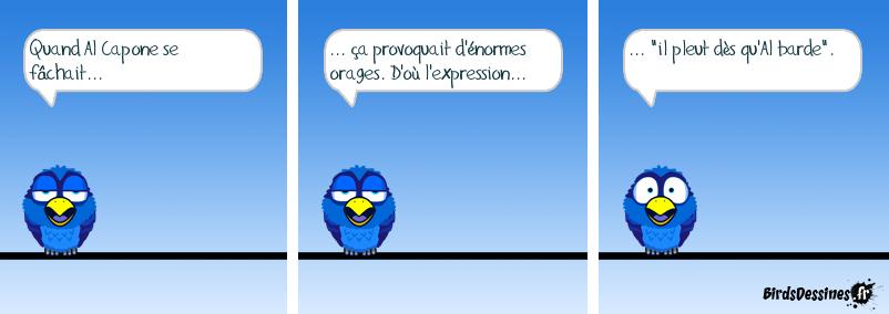 L'origine des expressions. 1