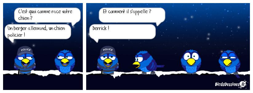 CHIEN DE FLIC
