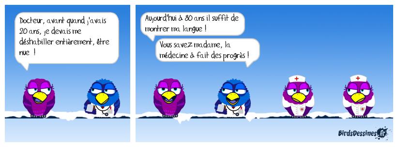 A L'HOPITAL...17...LE PROGRÈS MÉDICAL