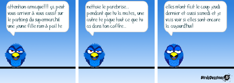 attention arnaque!!!