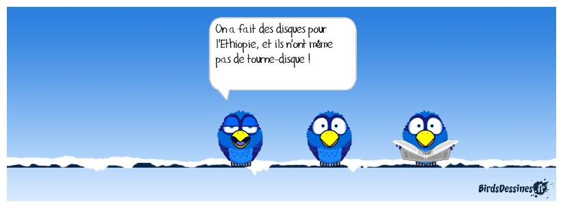 POUR L'ETHIOPIE ♫♪♪♫