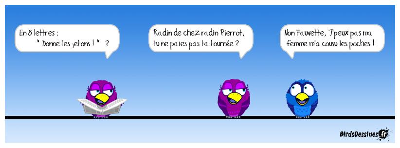 ♪ Le Verbi des Malins ♪ 56 ♪