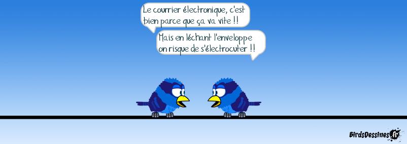 mail électrique