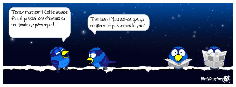 A MARSEILLE CHEZ LE COIFFEUR (A lire avec l'accent)