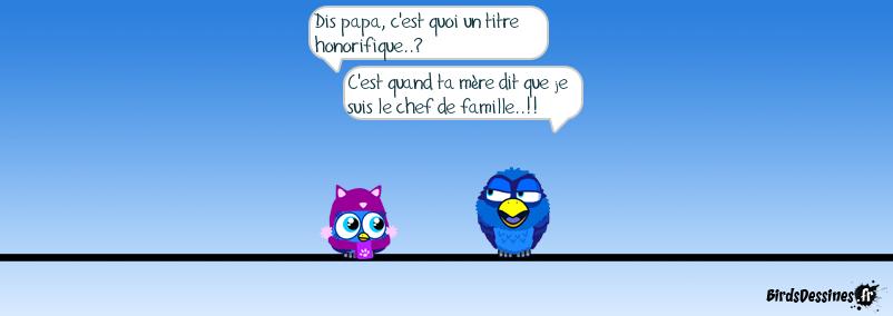 POUR L'HONNEUR !