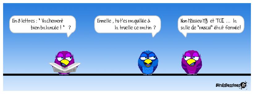 ♪ Le Verbi des Malins ♪ 78 ♪
